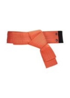 Lanvin Grosgrain Bow Belt