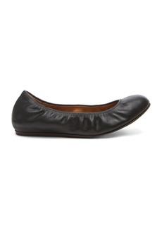 Lanvin Lambskin Leather Ballerina Flats