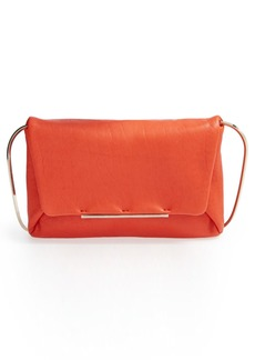 Lanvin 'Mai Thai' Lambskin Leather Clutch