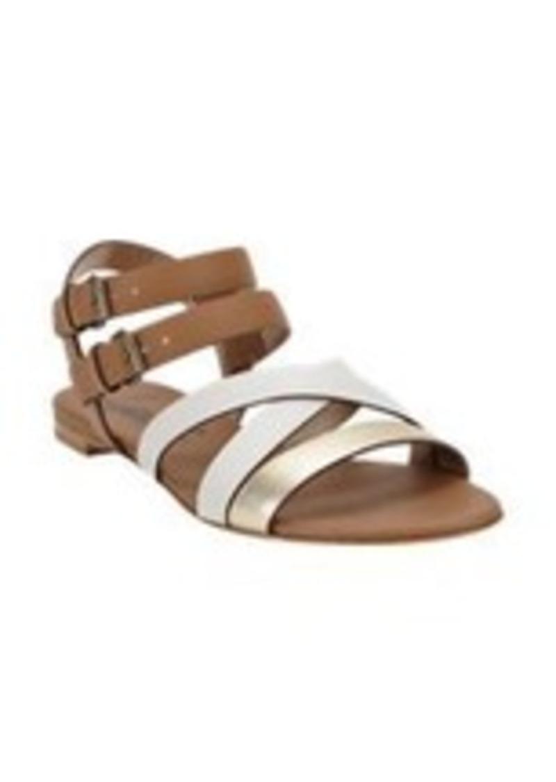 Lanvin Multi-Strap Flat Sandals