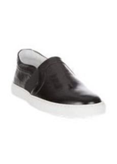 Lanvin Patent Slip-On Sneakers
