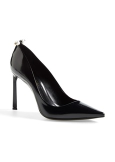 Lanvin Pearl Leather Pump (Women)