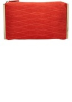 Lanvin Quilted Evening Clutch