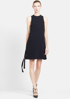 Lanvin Sleeveless Dress with Side Bar Detail