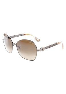 Lanvin SLN024 0SMQ Sunglasses.