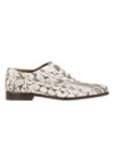 Lanvin Studded Laceless Derbys