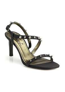 Lanvin Studded Leather Sandals