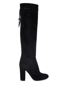 Lanvin Suede knee-length boots