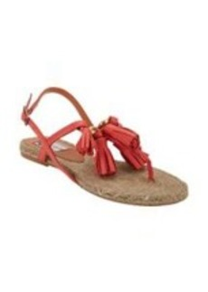 Lanvin Tassel Espadrille Sandals