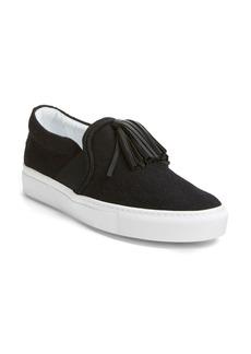 Lanvin Tassel Slip-On Sneaker (Women)