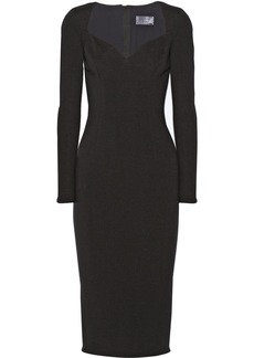 Lanvin Tech-jersey dress