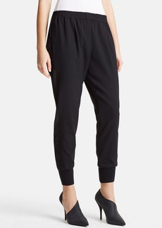 Lanvin Techno Twill Jogging Pants