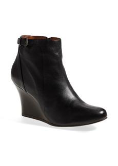 Lanvin Wedge Ankle Bootie (Women)