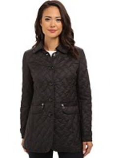 Larry Levine Quilted Barn Jacket