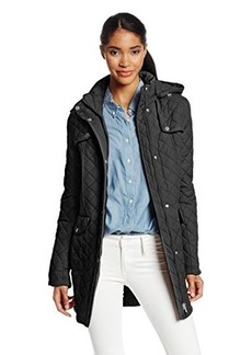 Larry Levine Women's Lightweight Quilted Jacket