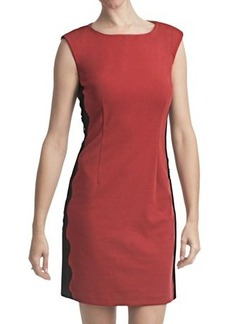 Laundry by Design Ponte Knit Dress - Sleeveless (For Women)