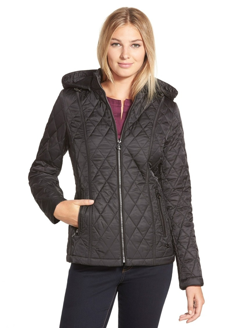 Laundry By Shelli Segal Laundry By Design Quilted Jacket