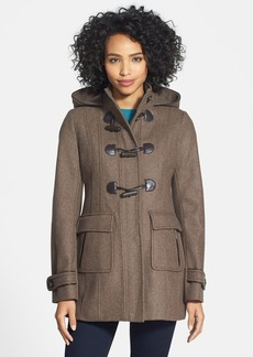 Laundry by Design Wool Blend Duffle Coat