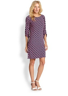 Laundry by Shelli Segal Basilica Shift Dress