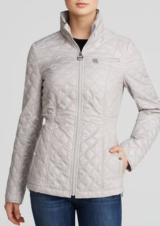 Laundry by Shelli Segal Coat - Short Diamond Quilted