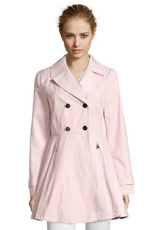Laundry by Shelli Segal Cotton Trench