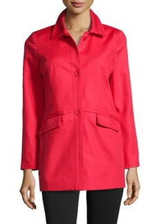 Laundry by Shelli Segal Curved Seam Jacket