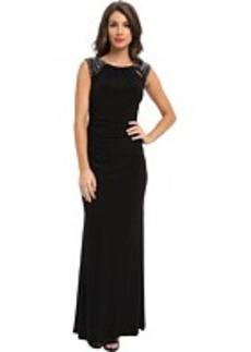 Laundry by Shelli Segal Cut Out Gown