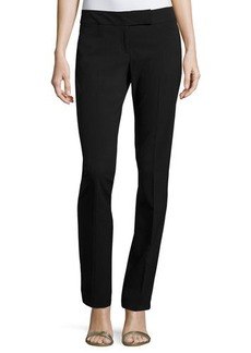 Laundry by Shelli Segal Director Mid-Rise Modern-Fit Pants