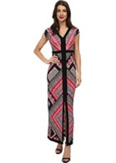 Laundry by Shelli Segal Fioana Jersey Maxi