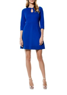 LAUNDRY BY SHELLI SEGAL Fit-and-Flare Dress