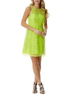 LAUNDRY BY SHELLI SEGAL Floral Sheath Dress