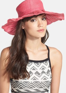 Laundry by Shelli Segal 'Jovanna' Floppy Hat