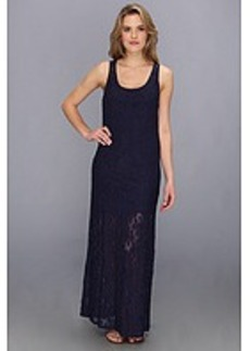 Laundry by Shelli Segal Lace Maxi