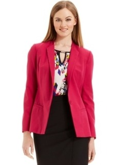 Laundry by Shelli Segal Narrow-Lapel Jacket