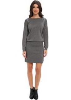 Laundry by Shelli Segal Open Back Sweater Dress