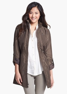 Laundry by Shelli Segal Packable Anorak (Petite) (Nordstrom Exclusive)