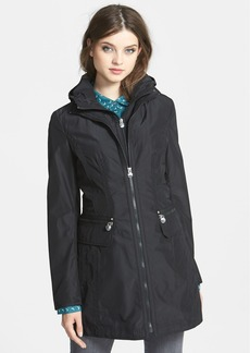 Laundry by Shelli Segal Packable Anorak with Detachable Hood Insert (Regular & Petite) (Online Only)