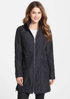 Laundry by Shelli Segal Packable Raincoat with Removable Hood (Regular & Petite)
