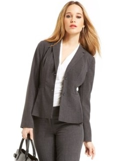 Laundry by Shelli Segal Peplum Jacket
