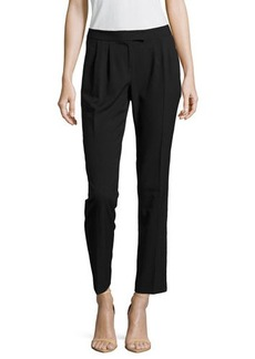 Laundry by Shelli Segal Ponte Pleated Pants