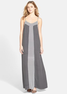 Laundry by Shelli Segal Print Georgette Maxi Dress