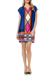 Laundry by Shelli Segal Print Shift Dress
