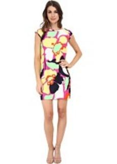 Laundry by Shelli Segal Raglan T-Body Dress