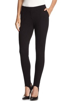 Laundry by Shelli Segal Seamed Ponte Stirrup Pants