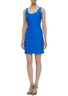 Laundry by Shelli Segal Sleeveless Center-Seam Sheath Dress
