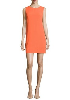 Laundry by Shelli Segal Sleeveless Sheath Dress W/Cutout Back