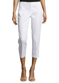 Laundry by Shelli Segal Slim-Fit Cropped Pants