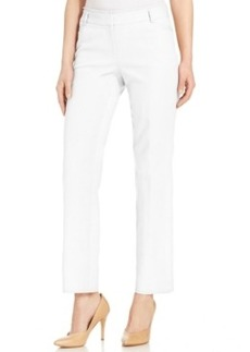 Laundry by Shelli Segal Straight-Leg Pants