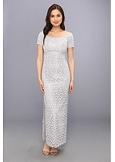 Laundry by Shelli Segal Venice Lace Gown