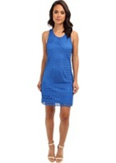 Laundry by Shelli Segal Venise Lace Tank Dress